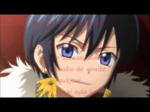Soredemo sekai wa utsukushii(PROMISE)ending song