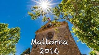 Mallorca 2016 in 4K