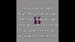Justin Bieber - Hold Tight (Audio) (LYRICS)