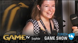 Game TV Schweiz - Sophie | Radio Top | Zürich Game Show
