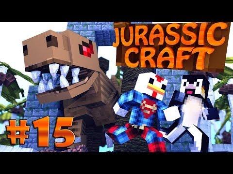 "Minecraft | Jurassic Craft - Dinosaurs Ep 15 ""DINOSAURS MOD COME BACK"""