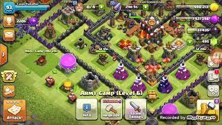 [Clash Of Clans] 100 Tilaajan special! Höökejä uus base yms.