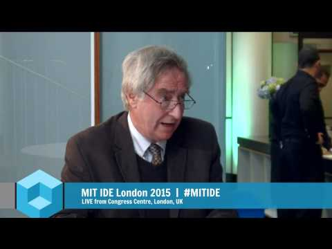 MIT Conference on the Digital Economy, London Post-Show: Peter Day