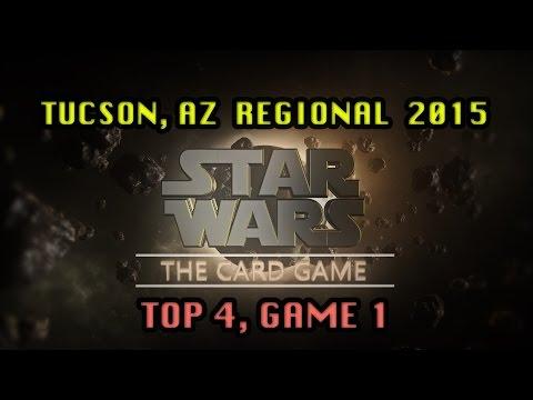 SW LCG - Tucson, AZ Regional 2015 - Top 4, Game 1