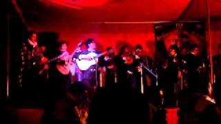 TUNA MEGAMIX CIENCIAS FORMALES DE LA UNSA 2011