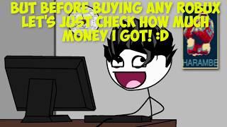 ¡Cómo se siente hacerse rico en roblox!