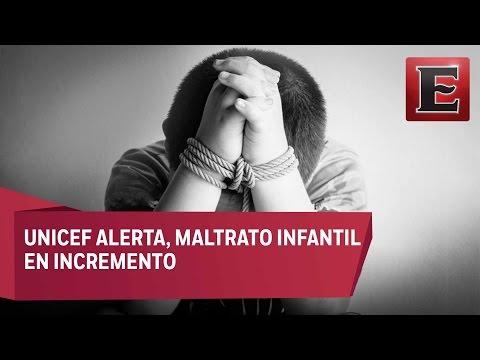 UNICEF alarma por violencia infantil en México
