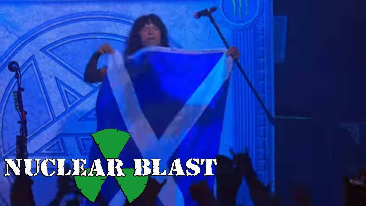 ANTHRAX - Madhouse  OFFICIAL LIVE CLIP