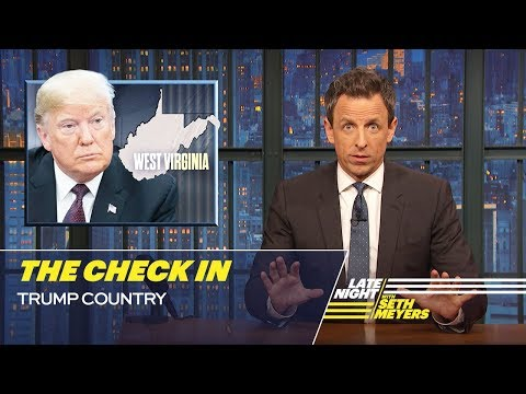 The Check In: Trump Country