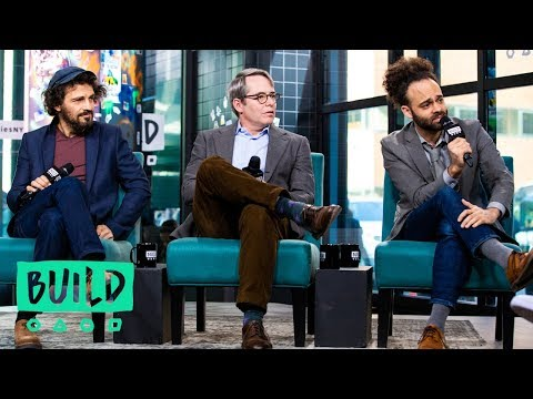 "Matthew Broderick, Géza Röhrig & Shawn Snyder Discuss The Film, ""To Dust"""