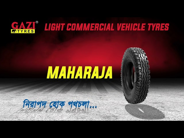 Gazi Light Commercial Vehicle Tyres