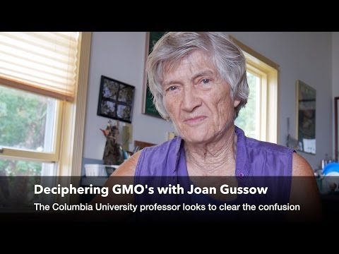 Deciphering GMOs with Joan Gussow