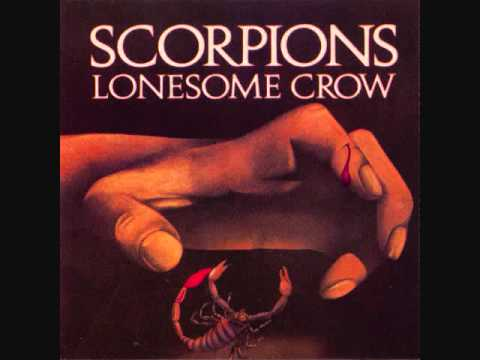 Scorpions lonesome crow (1972) japan » music lossless (flac, ape.