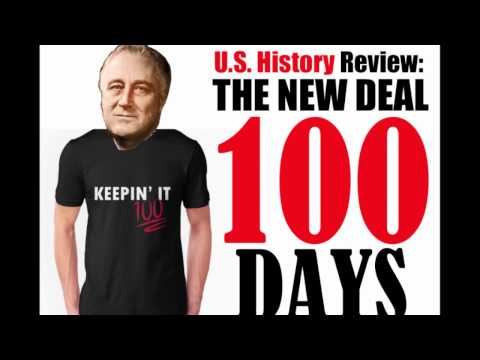 New Deal 100 days Explained