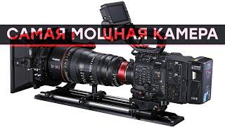 Кинокамера Canon EOS C500 Mark II — репортаж с выставки NATEXPO 2019