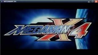 MEGAMAN X4 (Pc) 【PARCHE LATINO】