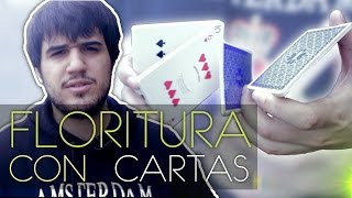Florituras con Cartas: YOUTH de Victor Garcia (Cardistry en español)