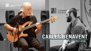 Masterclass amb Carles Benavent - Cicle Liceu Jazz