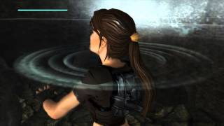 PC HD Tomb Raider Legend Next Gen On/Off
