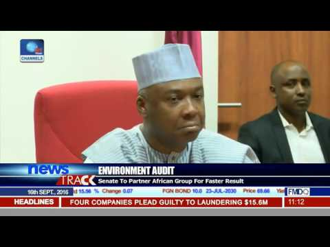 Senate To Partner African Group For Faster Environmental Audit