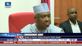 Senate To Partner African Group For Faster Environmental Audit(For more information log on to http://www.channelstv.com., 2016-09-16T11:30:22.000Z)