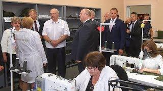 Лукашенко упрекает чиновников в попытке обойтись малой кровью при выполнении его поручений