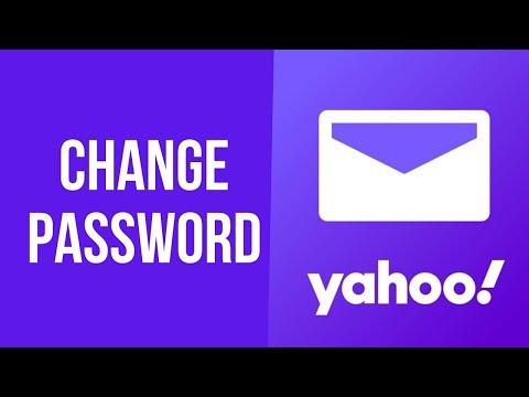 How to Change Yahoo Mail Password | Change Yahoo Password | yahoo.com