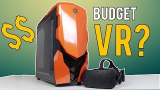 Should you get VR for your Budget Gaming PC?