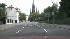 2011 Oldenburg: Straßenzug Hauptstraße - Gartenstraße