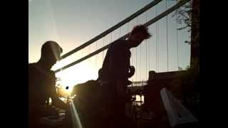Bastille What Would You Do (City High cover) Clifton Suspension Bridge Bristol