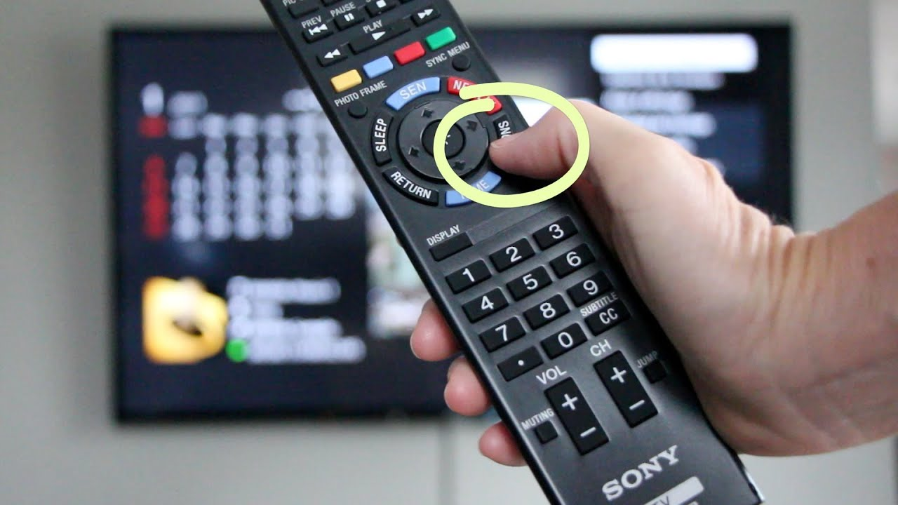 how to change source on samsung smart tv without remote