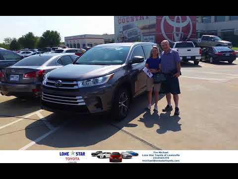 Lone Star Toyota of Lewisville Customer Review - Leigh Ann & Steve