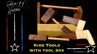 Kids Tools And Toolbox