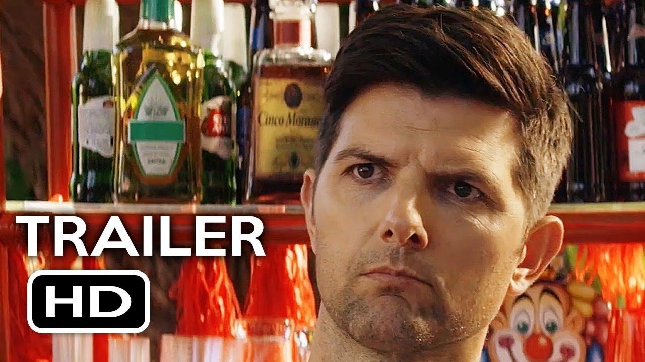 Little Evil Official Trailer #1 (2017) Adam Scott, Evangeline ...