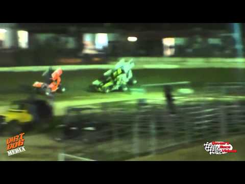 August 23, 2014 | URSS Sprint Cars | El-Paso County Speedway