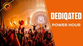 POWER HOUR  DEDIQATED  20 Years of Q-dance
