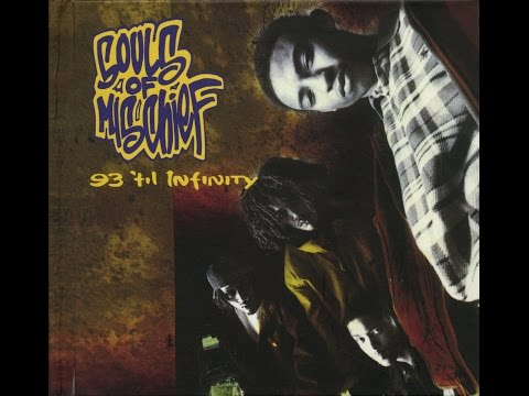 Souls of Mischief - 93 'Til Infinity [Full Album] (Remastered)