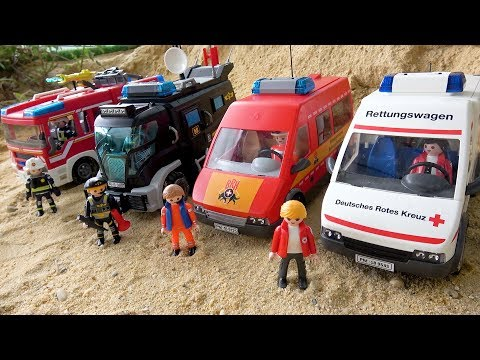 Assembling & Unboxing Police Car, Ambulance, Fire Truck rescue Street Vehicles toy