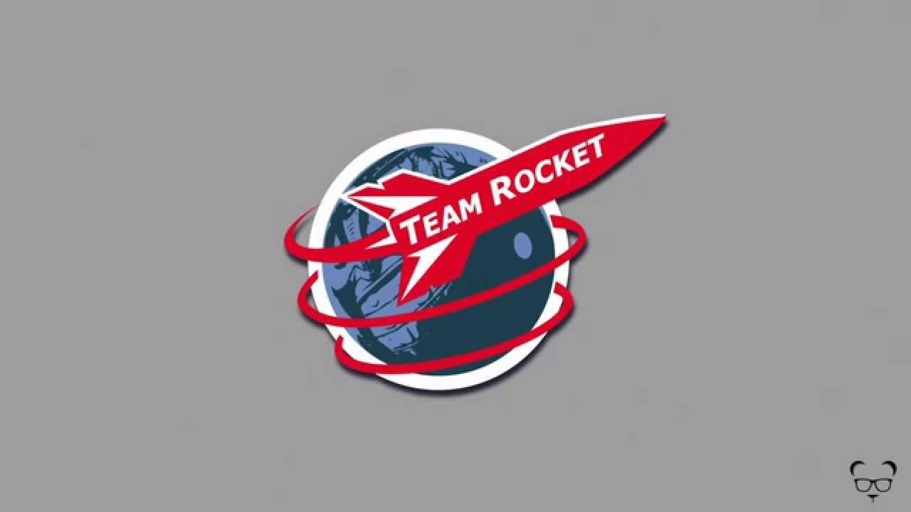 Team Rocket Logo Animation Youtube