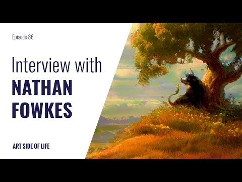 WHAT IT TAKES TO BE A GREAT ARTIST -WITH NATHAN FOWKES (EP.86)