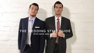 Wedding Style Guide: Meet The Real Mike and Dave