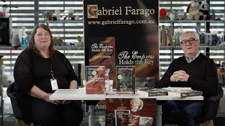 Masterclass in self-publishing with author Gabriel Farago