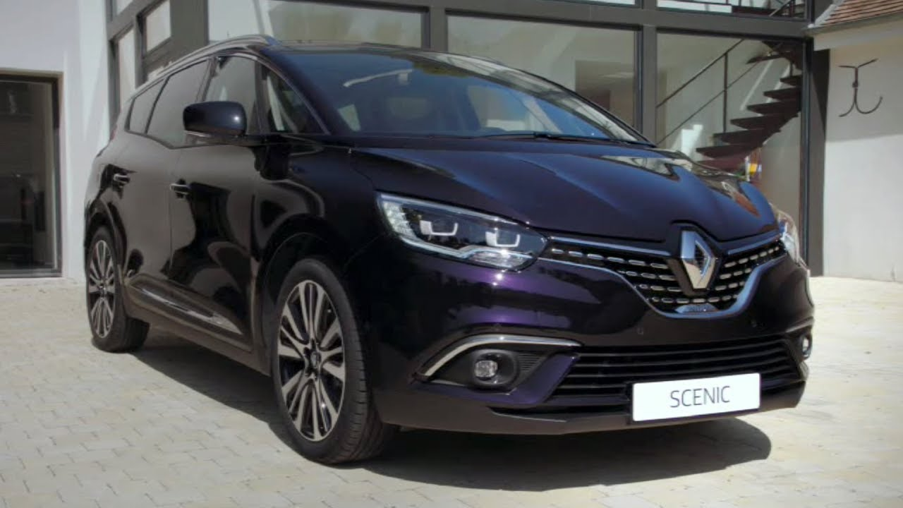 2017 renault grand scenic initiale paris youtube. Black Bedroom Furniture Sets. Home Design Ideas