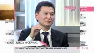 Кирсан Илюмжинов: контакт с НЛО