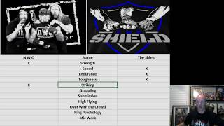 The Shield Music 2018