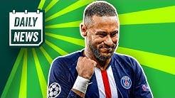 Neymar: Monster-Vertrag bis 2025, 38M pro Jahr?! Real Madrid: 8 Spieler auf Streichliste!
