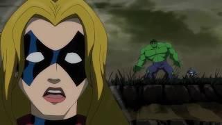 Ms. Marvel learns the Skrull
