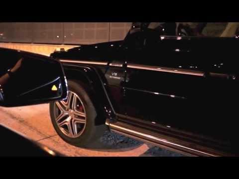 Mercedes G63 AMG Vs Mercedes S65 AMG Vs BMW X5M