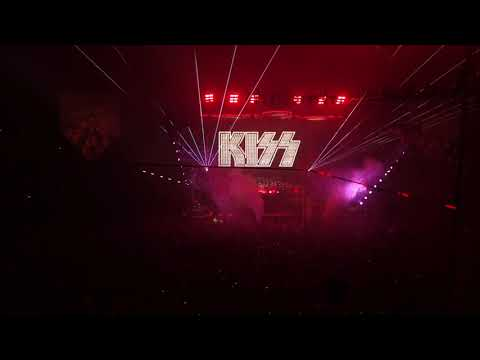 Kiss - Crazy, Crazy Nights And Rock 'N' Roll All Nite (Live In Glasgow 2019)