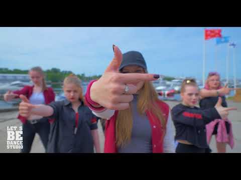 ASAP FERG feat. Nicki Minaj - PLAIN JANE-CHOREOGRAPHY-LET'S BE